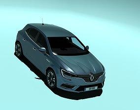 Renault Megane IV 3D model