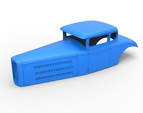 Diecast shell model for Hot rod Scale 1 to 24
