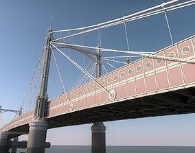 Albert Bridge - London 3D