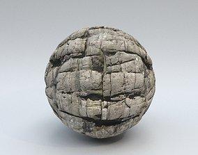 3D model Cliff Rock - PBR Material 1