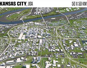 Kansas City 3D