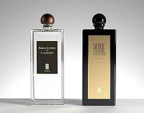 bath 3D L incendiaire and L orpheline Perfumes