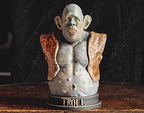 3D print model Troll - Sorcerers Stone
