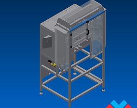 3D model Autoline 1000 - PFT 1000