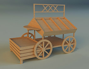 Trade pavilion 9 3D