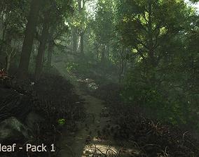 3D Broadleaf - Pack 1