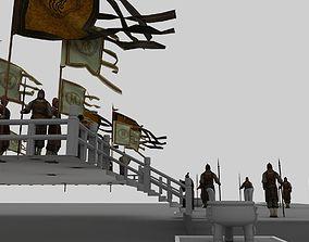 Ancient soldiers 3D