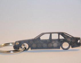 Mercedes-Benz w140 3D print model
