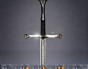 Anduril Sword 3D