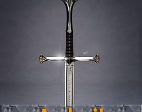 Anduril Sword 3D
