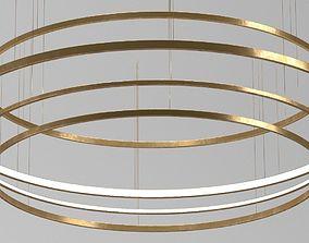 3D model Henge Pendant