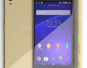 3D Sony Xperia Z5