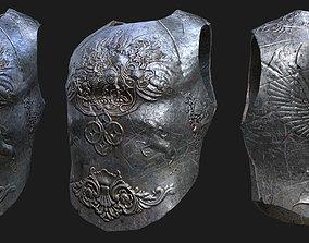 Medieval Armour 3D model