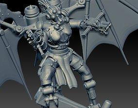 Cyber-Bat Toaster-Lovers 3D printable model