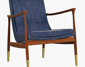 3D Essential Home Hudson Armchair