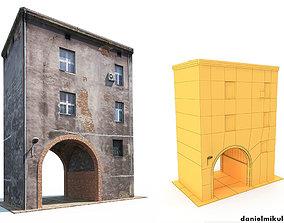 3D model Apartment House 163