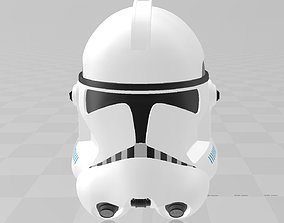3D printable model Star Wars Phase 2 Clone Trooper Helmet