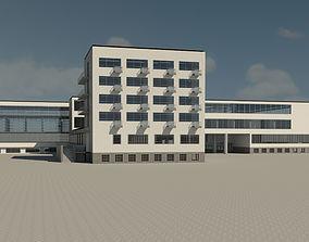 3D model Bauhause