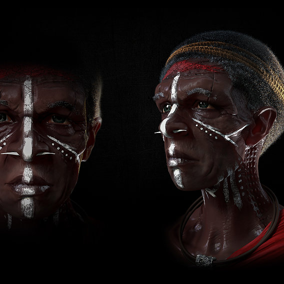 Tribal Warior