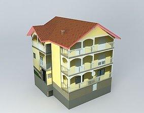 3D model Nedzad Mujdic