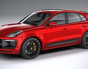 Porsche Macan GTS 2022 3D