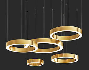 Light Ring Horizontal von 3D