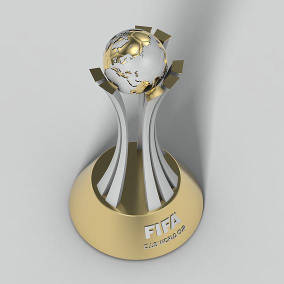 Club World Cup Trophy