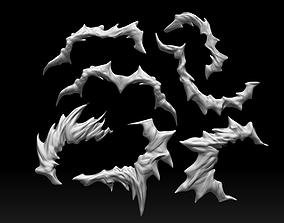 Thunders 3D printable model