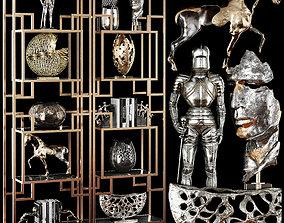 3D model Decorative set 68