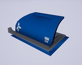 3D model Office Perforator