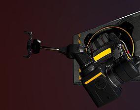 Robotic factory arm 3D