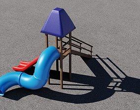 realtime Slide 3D model