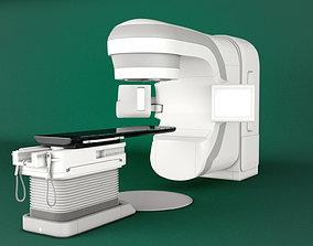 Varian TrueBeam Radiotherapy 3D model