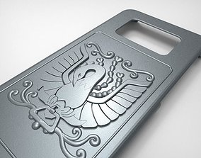 3D printable model Phoenix Pandora box Samsung S8 phone 3
