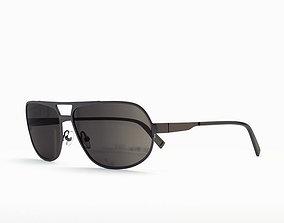 Glasses sun 3D
