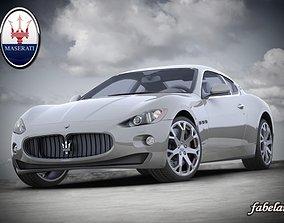 3D model Maserati GT std mat
