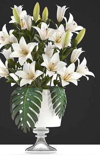 bouquet-of-white-lilies-3d-model-max-obj