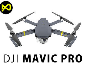 DJI Mavic PRO Mini Drone 3D model