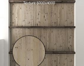 3D asset wooden ceiling 12