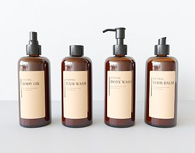 Bodycare for Daily Use 3D