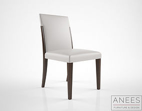 Anees Grace dining chair 3D model