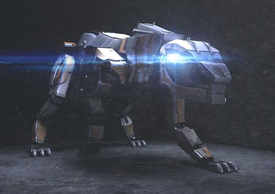 Iron Predator.