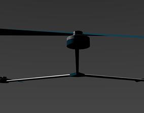 rc 3D model drone