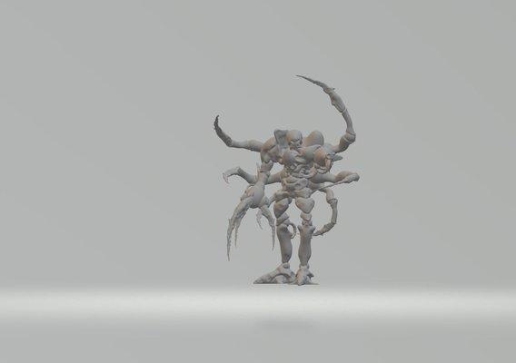 Addon Showcase for Godhammer Robot Figurines
