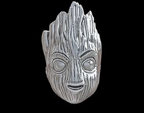 3D print model Groot Ring Guardians of the Galaxy