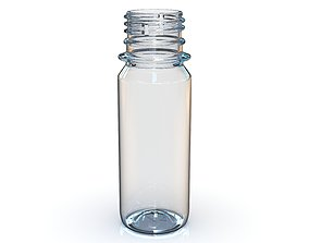 PET Bottle PCO - 1810 - 28 mm 60 mL - for water - 3D 2