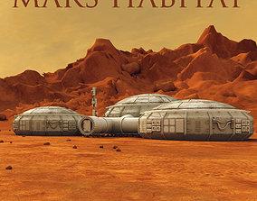 3D Mars Environment