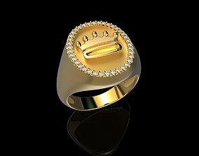 3D printable model Gold N783