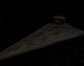 3D model STAR WARS - INVICTUS CLASS STAR CRUISER