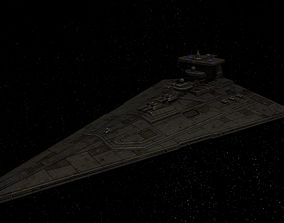 3D model STAR WARS - INVICTUS CLASS STAR CRUISER